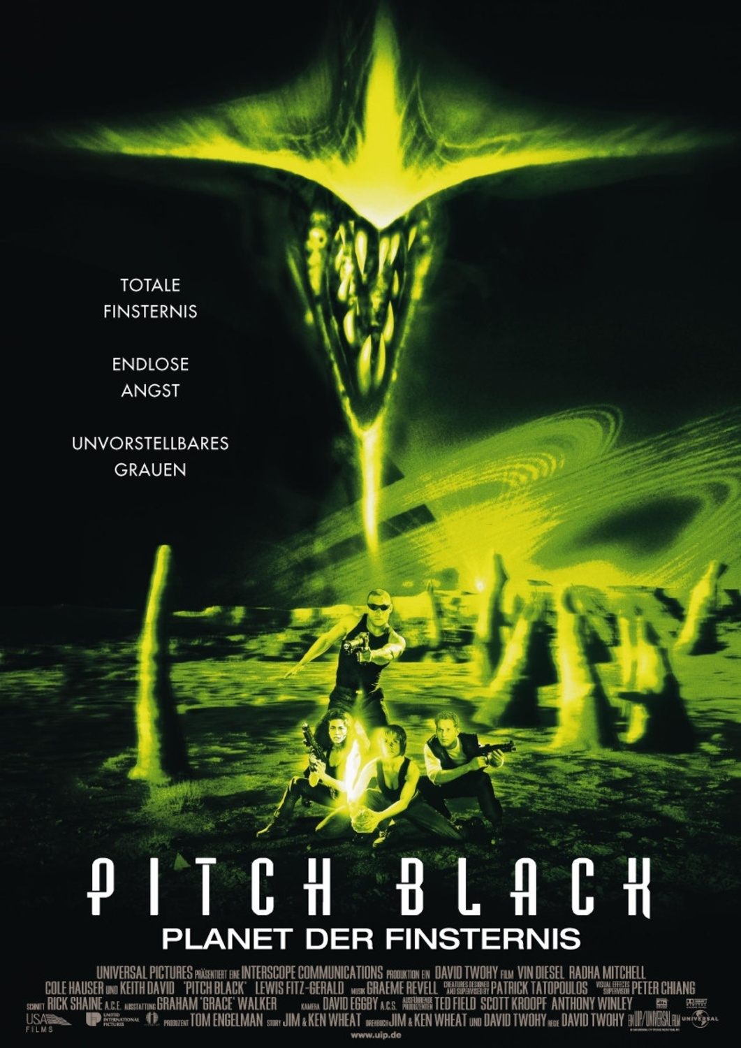 Pitch Black – Planet Der Finsternis Stream