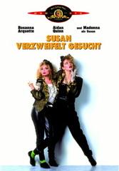 Susan... verzweifelt gesucht Filmplakat