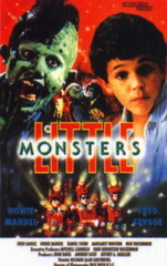 Little Monsters Filmplakat