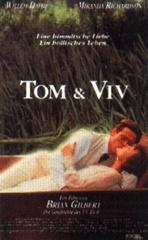 Tom & Viv Filmplakat