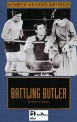 Buster Keaton - Battling Butler Filmplakat