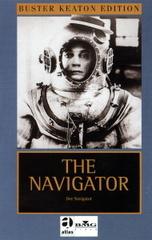 Buster Keaton - The Navigator Filmplakat