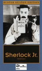 Buster Keaton - Sherlock, Jr. Filmplakat