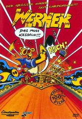 Werner - Das muß kesseln!!! Filmplakat