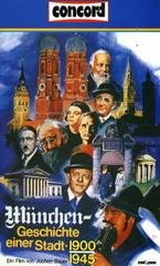 München - Geschichte einer Stadt 1900-1945 Filmplakat