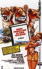 Drei Strolche in der Wildnis Filmplakat