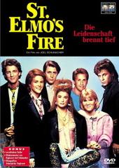St. Elmo's Fire - Die Leidenschaft brennt tief Filmplakat