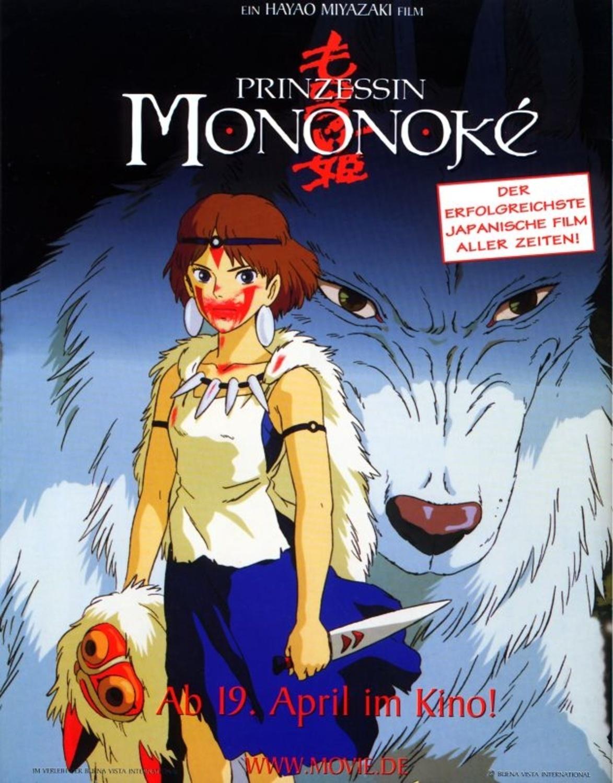 Prinzessin Mononoke Ganzer Film Deutsch