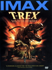 IMAX: T-Rex - Zurück in die Urzeit Filmplakat