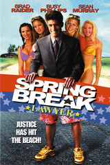 Spring Break Lawyer Filmplakat