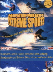 Movie Night of Extreme Sports Filmplakat