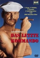 Das letzte Kommando Filmplakat