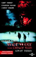 Der Werwolf von Tarker Mills - Silver Bullet Filmplakat