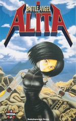 Battle Angel Alita Filmplakat