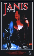 Janis Joplin - A Film: The Way She Was Filmplakat