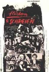 flüstern & SCHREIEN Filmplakat