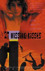 27 Missing Kisses Filmplakat