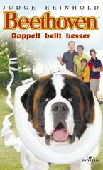 Beethoven 4 - Doppelt bellt besser Filmplakat