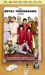 Die Royal Tenenbaums Filmplakat