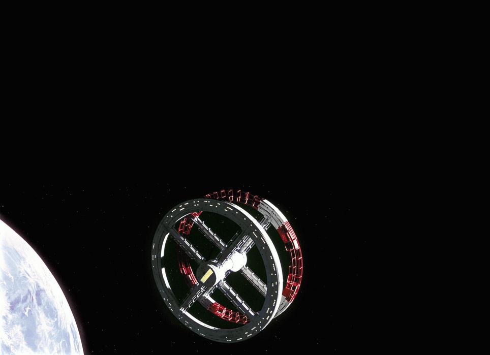 2001 - Odyssee im Weltraum 2001: A Space Odyssey, Kinostart 22.02.2001, Großbritannien 1968