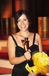 Maggie Peren Künstlerporträt 60500 Deutscher Filmpreis 2003 / Maggie Peren