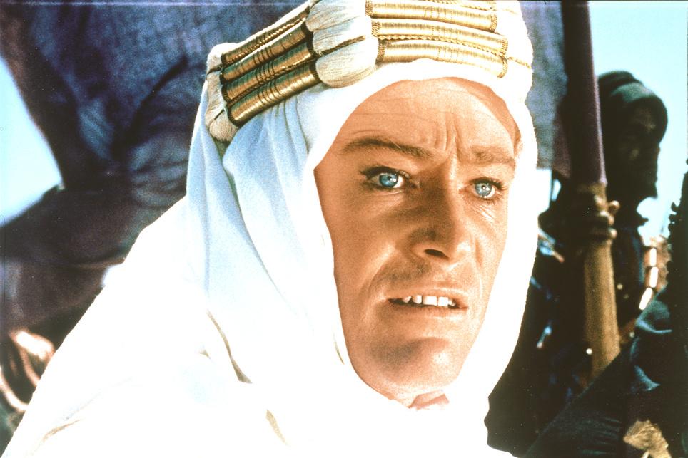 Lawrence von Arabien Lawrence of Arabia, Kinostart 04.10.1990, Großbritannien 1962