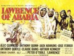 Lawrence von Arabien - Filmplakat