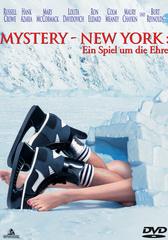 Mystery New York - Ein Spiel um die Ehre Filmplakat