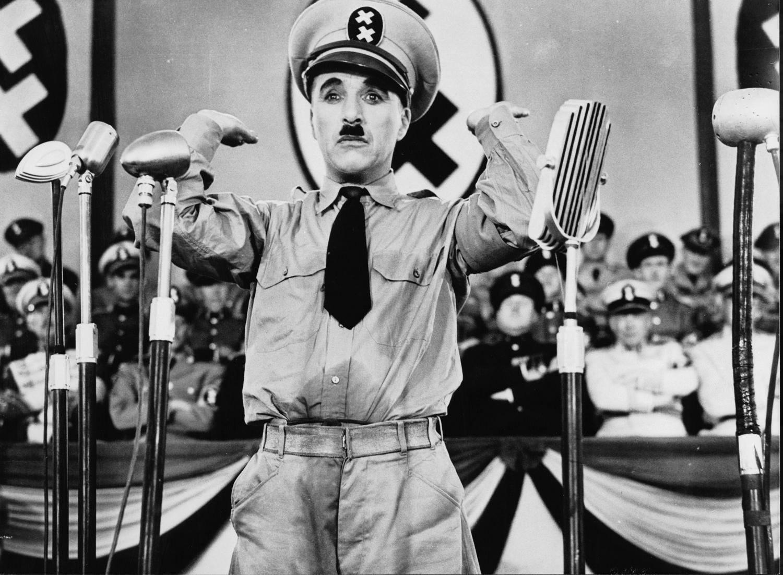 Charlie Chaplin Der Große Diktator