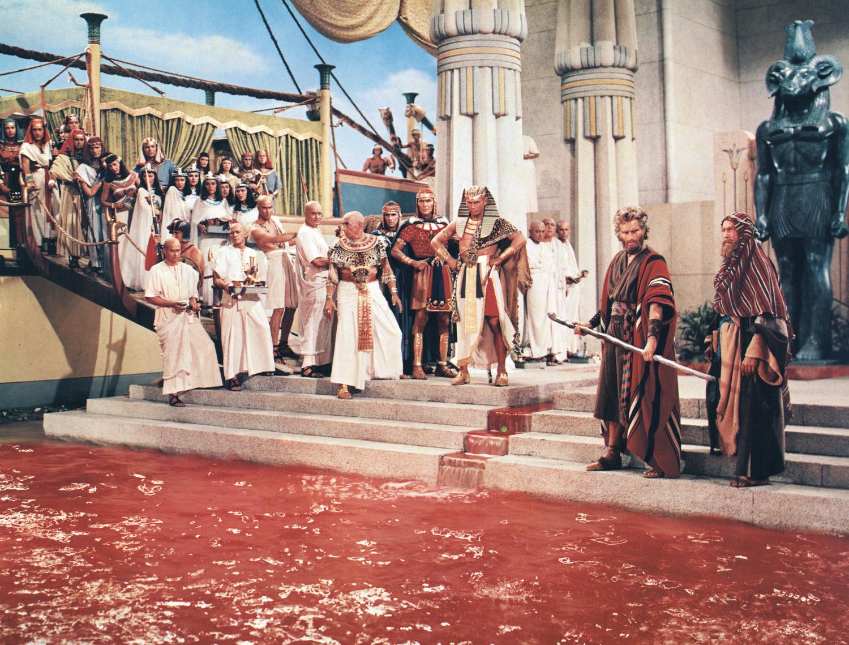 Die Zehn Gebote 1956 Ganzer Film Deutsch Charlton Heston
