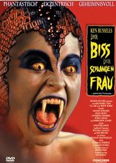 Der Biss der Schlangenfrau Filmplakat