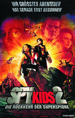 Spy Kids 2 - Die Rückkehr der Superspione Filmplakat