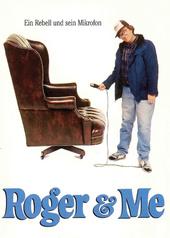 Roger & Me Filmplakat