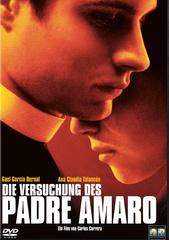 Die Versuchung des Padre Amaro Filmplakat