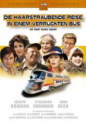 Die haarsträubende Reise in einem verrückten Bus Filmplakat