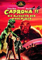 Caprona II - Die Rückkehr der Dinosaurier Filmplakat
