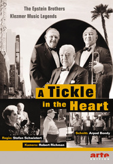 A Tickle in the Heart Filmplakat