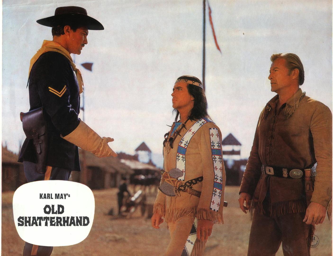 Old Shatterhand Film