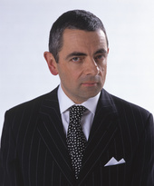 Rowan Atkinson Filmbild 99035 Tatsächlich ... Liebe / Rowan Atkinson