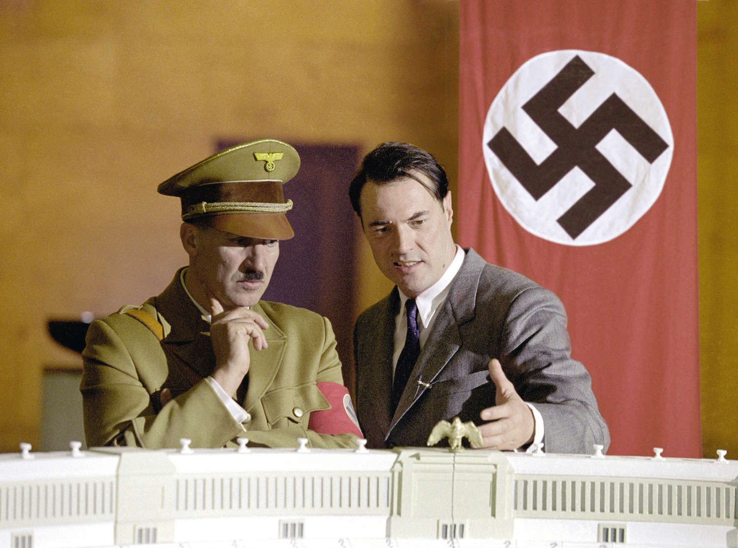 how is albert speer interpreted by Why did hitler have prejudice to the jews  albert speer, hitler's economics  had read a lot but had interpreted all that he had read according to.