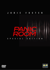 Panic Room (Special Edition, 3 DVDs) Filmplakat