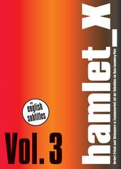 Hamlet_X: Vol. 3 Filmplakat