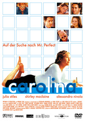 Carolina - Auf der Suche nach Mr. Perfect Filmplakat