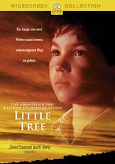 Die Abenteuer des kleinen Indianerjungen Little Tree Filmplakat