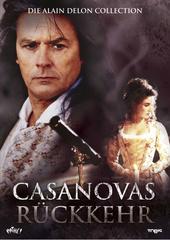 Casanovas Rückkehr Filmplakat