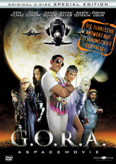 G.O.R.A. - A Space Movie (Special Edition, 2 DVDs/OmU) Filmplakat