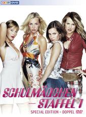 Schulmädchen, Staffel 1 (Special Edition, 2 DVDs) Filmplakat