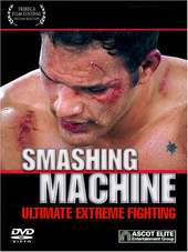 Smashing Machine - Ultimate Extreme Fighting (2 DVDs) Filmplakat