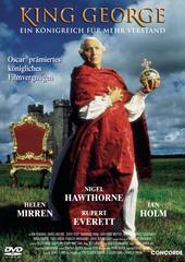 King George - Ein Königreich für mehr Verstand Filmplakat