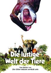 Die lustige Welt der Tiere Filmplakat